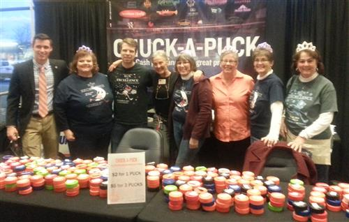 Photo of ChuckaPuck sales group