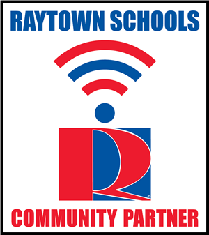 Raytown Schools Community WiFi Partners Logo
