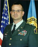 Photo of Col. Mark Atkins
