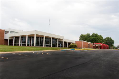 exterior of RSHS