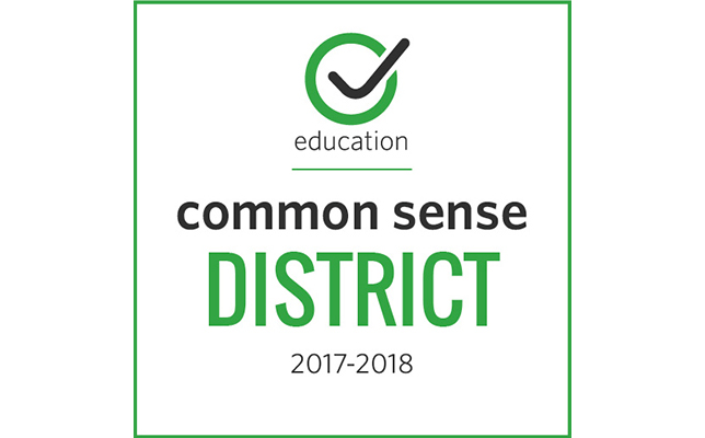 Common Sense logo/designation