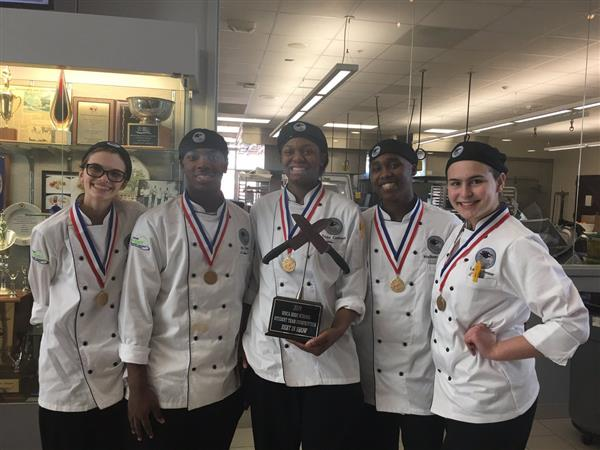 HCC Culinary team
