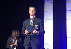 Raytown South student earns third in DECA state competition and qualifies for Nationals