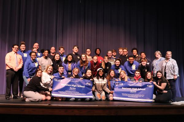 RHS Blue Star and Cappies awards