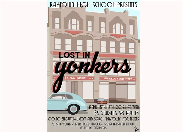 Yonkers poster
